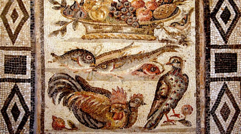 Cucina e alimentazione romana capitolivm for Cucina romana rome
