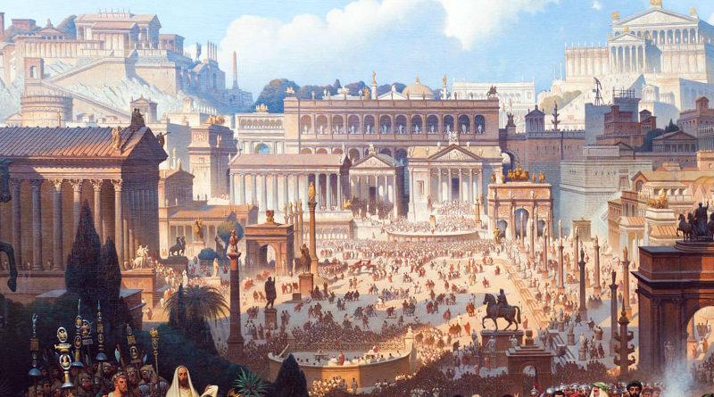 Il Foro, nucleo della città romana