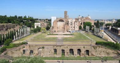 Tempio di Venere e di Roma