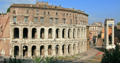 teatri di Roma antica