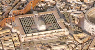 Il Tempio del Divo Claudio