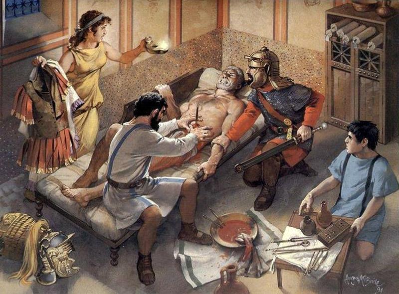 Medicina romana