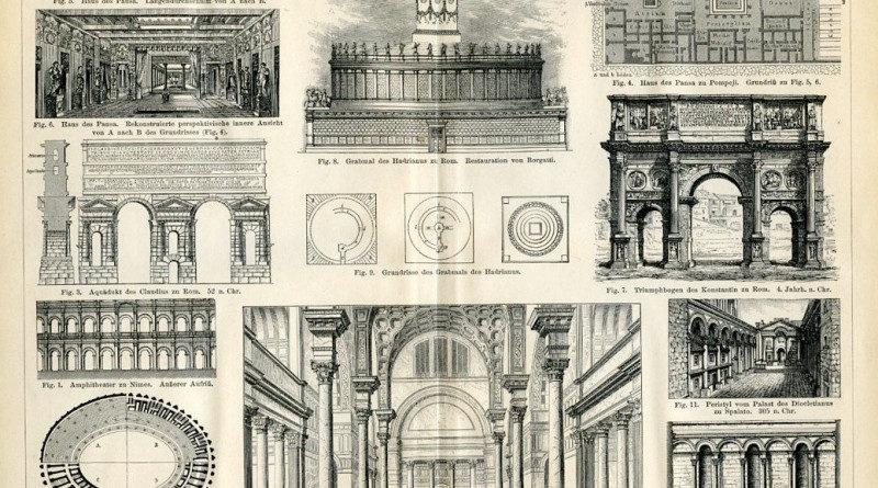termini architettonici