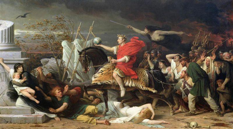 Le opere di Giulio Cesare