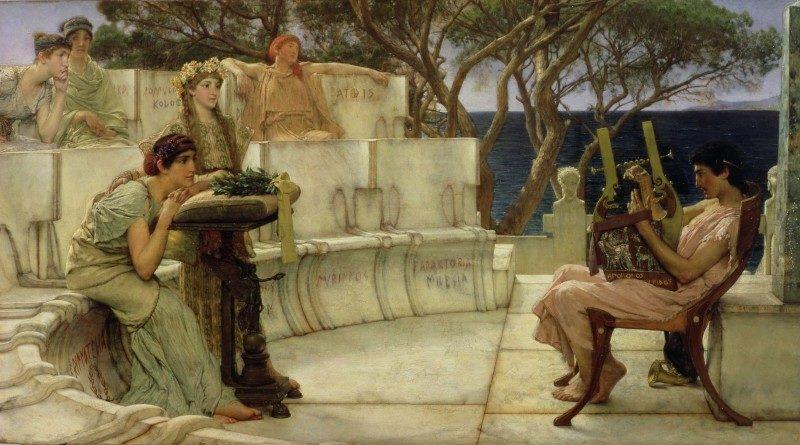 L'arte musicale nel mondo romano
