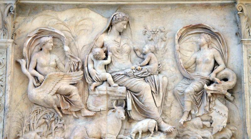 L'arte da Augusto all'età Giulio-Claudia