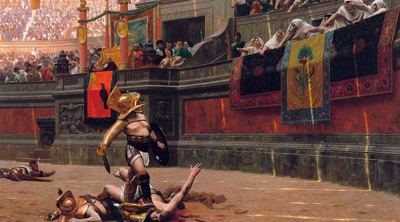 arte gladiatoria