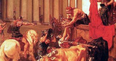 Gli avvenimenti del Sacco di Roma del 410 d.C.