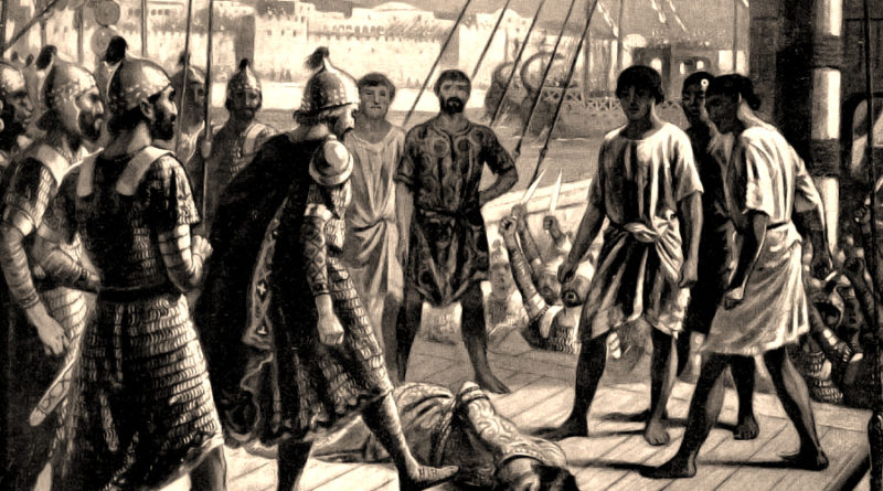 I regni di Foca ed Eraclio: l'impero sull'orlo del collasso
