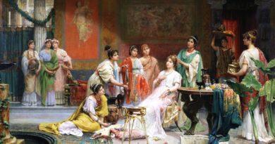 La vita nella famiglia romana