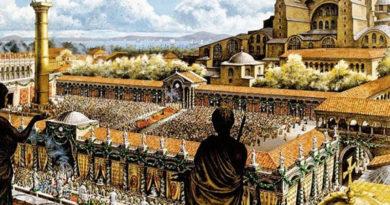 L'impero romano d'Oriente