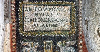 Colombario di Pomponio Hylas