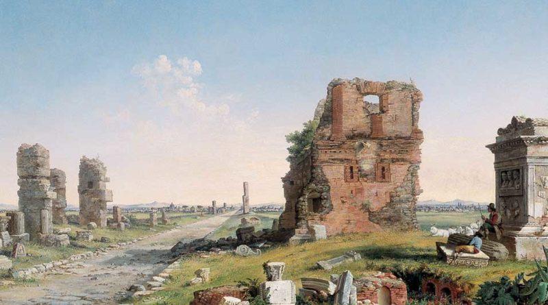 primo miglio della Via Appia