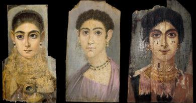 I misteriosi ritratti del Fayyum