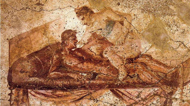 I Lupanari, le case d'appuntamento romane