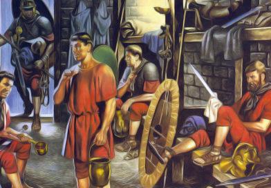 La vita del soldato romano