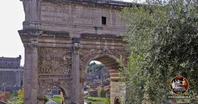 Archi monumentali di Roma antica