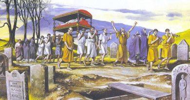 La morte nel mondo romano