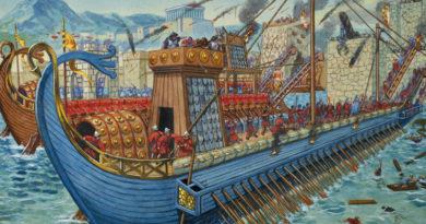 La Marina romana in età repubblicana