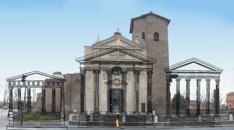 Il Foro Olitorio e la Basilica di San Nicola in Carcere