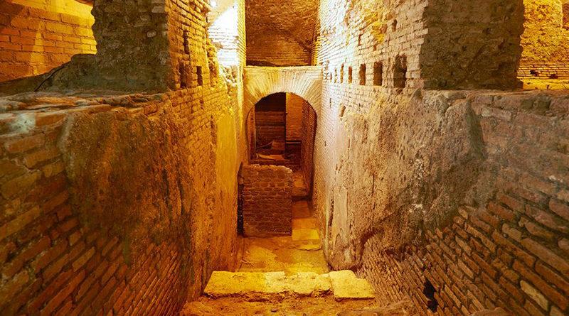 La Roma sotterranea: la città dell'acqua