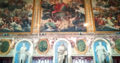 Palazzo della Cancelleria di Roma