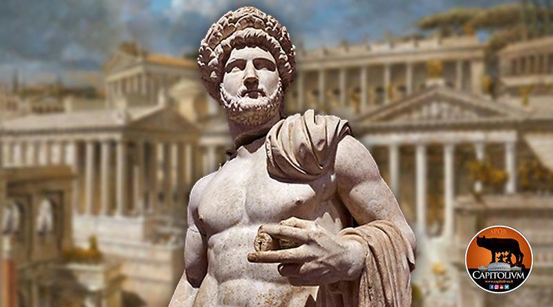 Publio Elio Adriano: l'uomo e l'imperatore