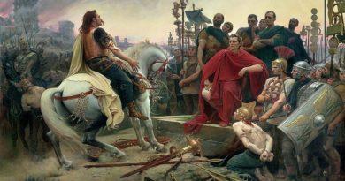 La Battaglia di Alesia (52 a.C.)