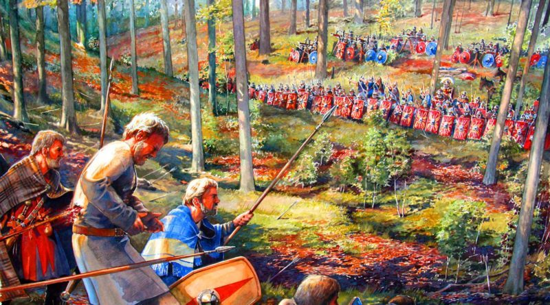 La Battaglia di Harzhorn (235)