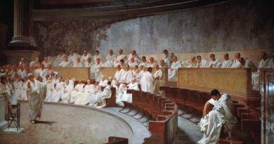 Catilina: da sobillatore a vittima del sistema