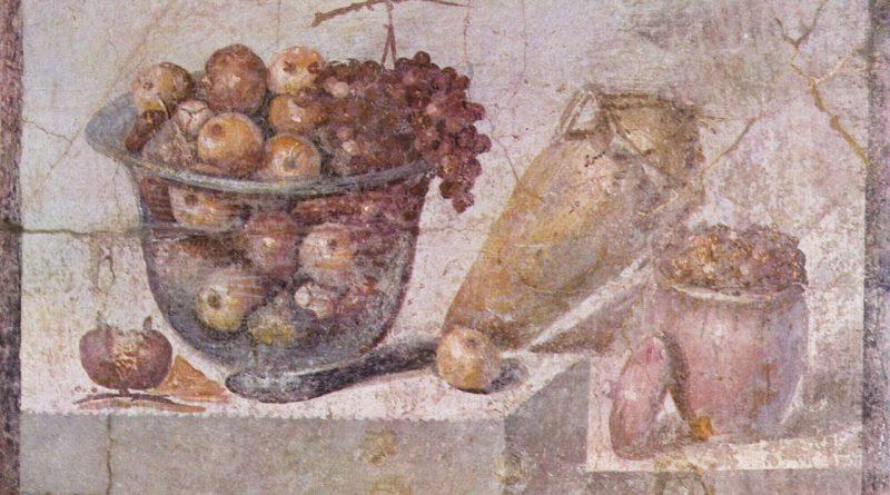 Agricoltura e alimentazione della Roma arcaica