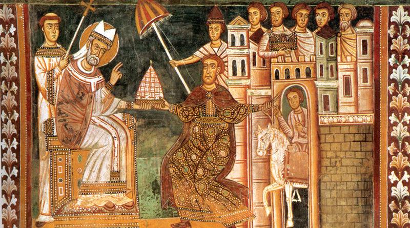 Come il Papa diventò un Re