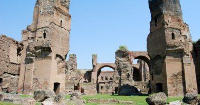 The Unusual Italy: le Terme di Caracalla