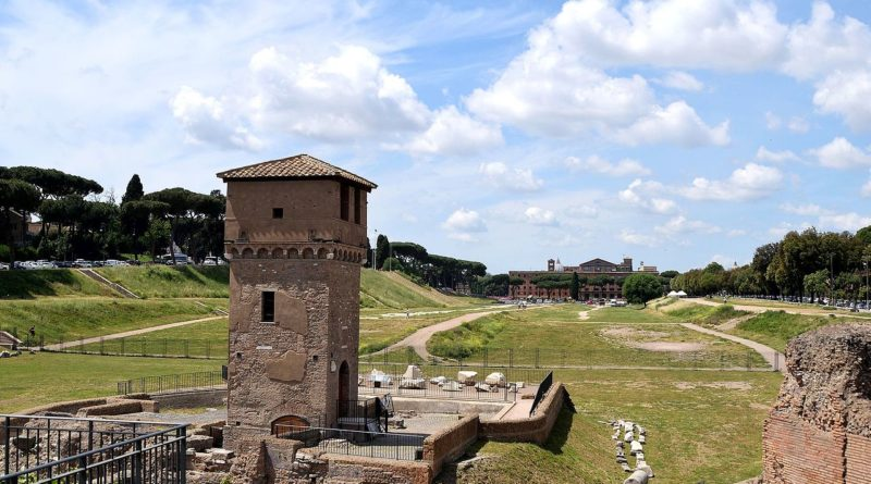 The Unusual Italy - Il Circo Massimo
