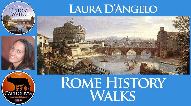 Laura D'Angelo - Rome History Walks