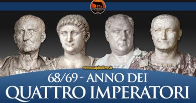 L'anno dei quattro imperatori (68/69 d.C.)