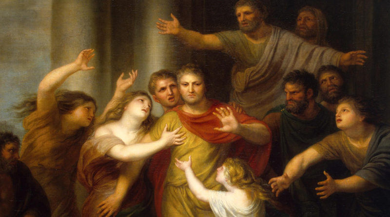 Attilio Regolo e la virtù romana