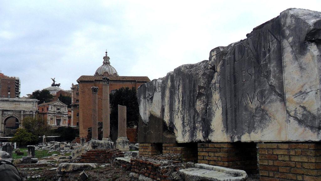 Le Basiliche del Foro Romano