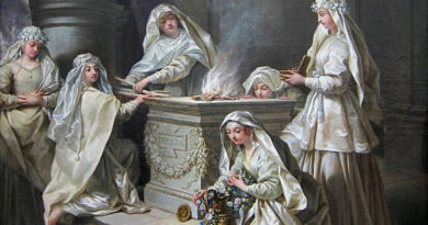 Majae Sacrum e Dies Natalis della Bona Dea